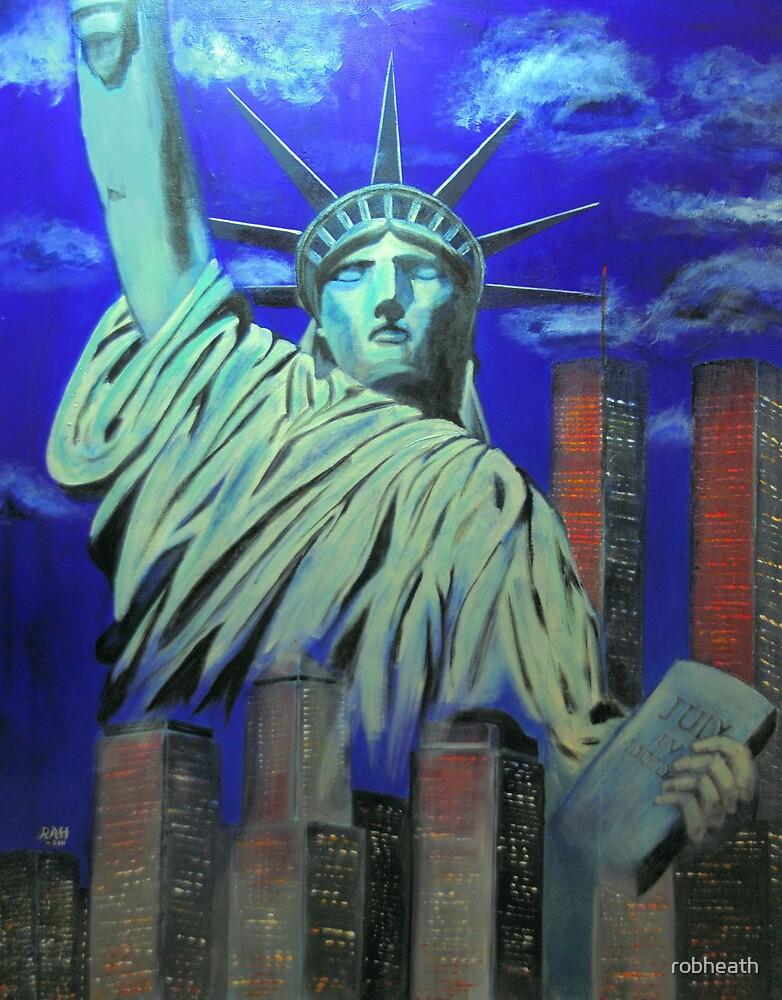 Lady of Liberty  by robheath