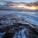 naked sunset by adouglas