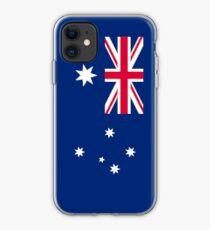 Australian Flag iPhone Case