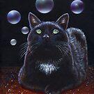 Bubbles by artbyakiko