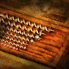Carpenter - Auger bits  by Michael Savad