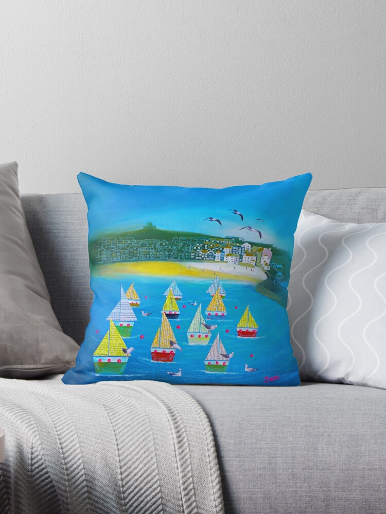 St Ives paper sails by Jenny Urquhart