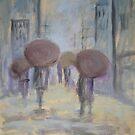 rainy Day by Birgit Schnapp