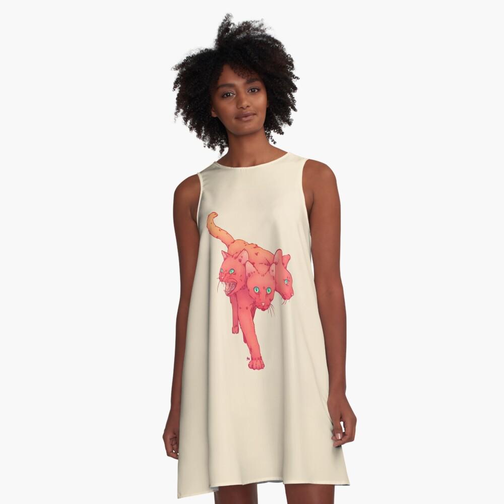 CHARBERUS A-Line Dress