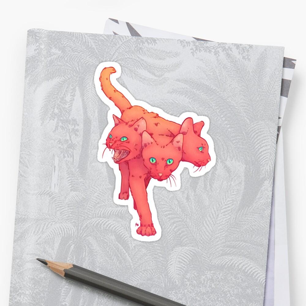 CHARBERUS Sticker