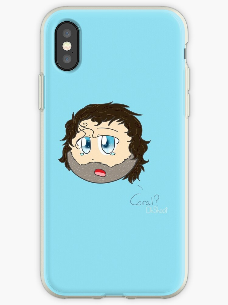 quotcoral chibi rick grimesquot iphone cases amp covers by