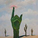 Desert Secret by Birgit Schnapp