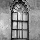 Pavillion Gate House Window by jason21