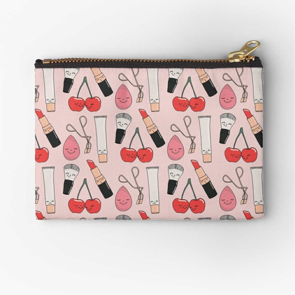Make up paradise by Elebea Zipper Pouch