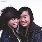 Joanne and Courtney by StephanieHadley