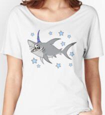 Unishark Women's Relaxed Fit T-Shirt
