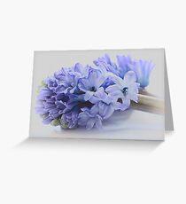 Hyacinth Bucket, pronounced bokeh! Greeting Card