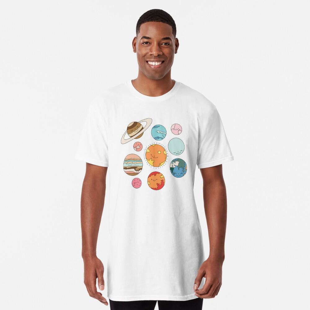 Cosmos by Elebea Long T-Shirt
