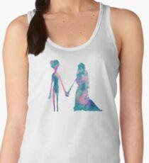 Watercolor Corpse Bride (white) T-Shirt