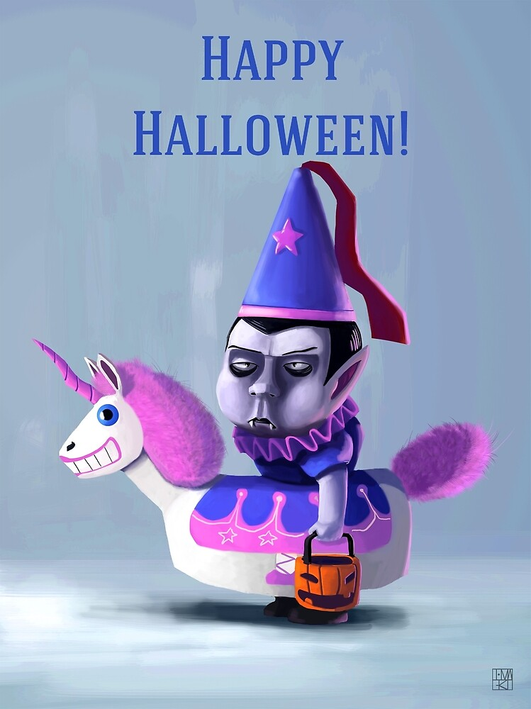 Happy Halloween by tomagibo