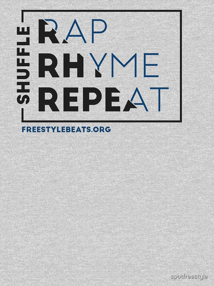 Rap, Rhyme, Repeat by spotfreestyle