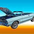 1967 Ford Galaxie 500 Convertible by Bryan D. Spellman