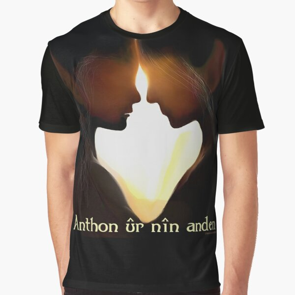Anthon ûr nîn anden Graphic T-Shirt