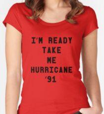 Hurricane Sophia Women's Fitted Scoop T-Shirt