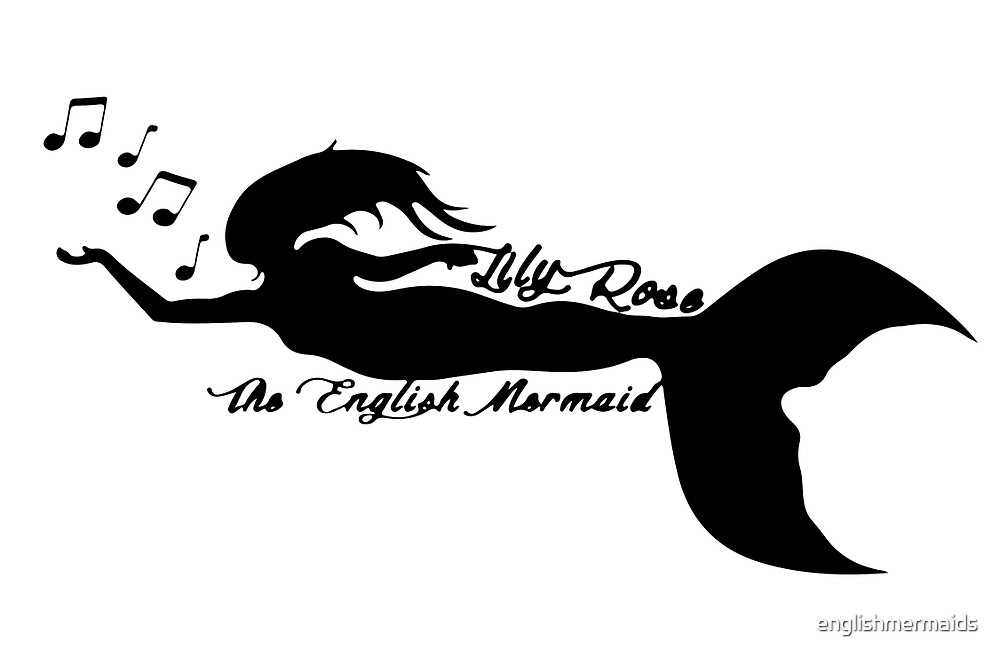 Lily-Rose the English Mermaid by englishmermaids