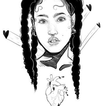 Video Girl by lovelynobody