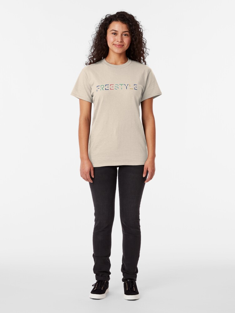 Alternate view of FREESTYLE LIFESTYLE Classic T-Shirt