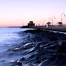 St Kilda Sunset by primovista
