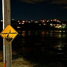 Sign stating the obvious by Jason Ruth