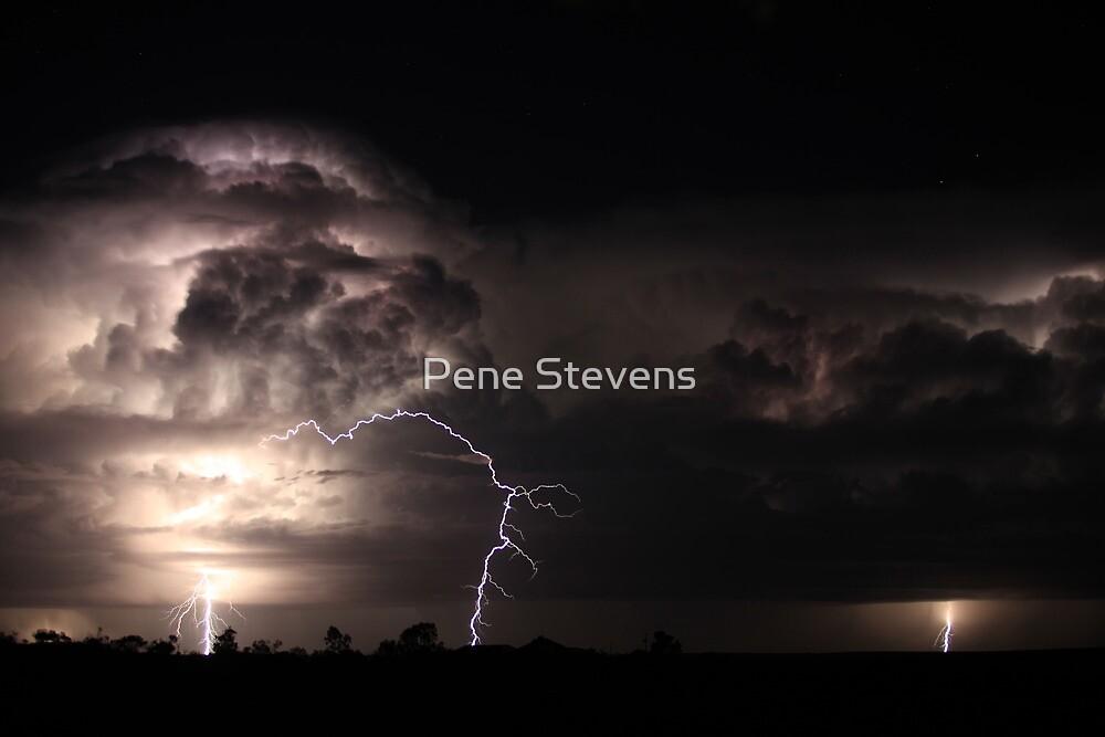 One Two Three  by Pene Stevens