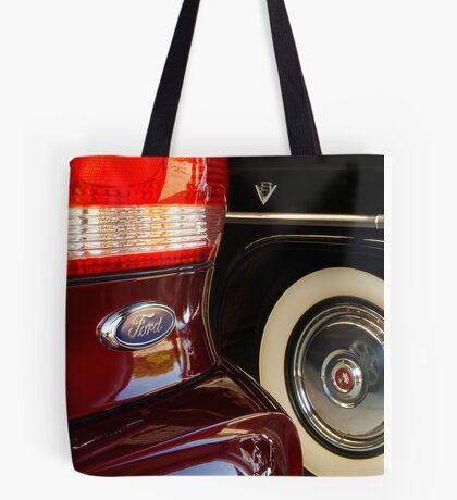 Two Fords Tote Bag