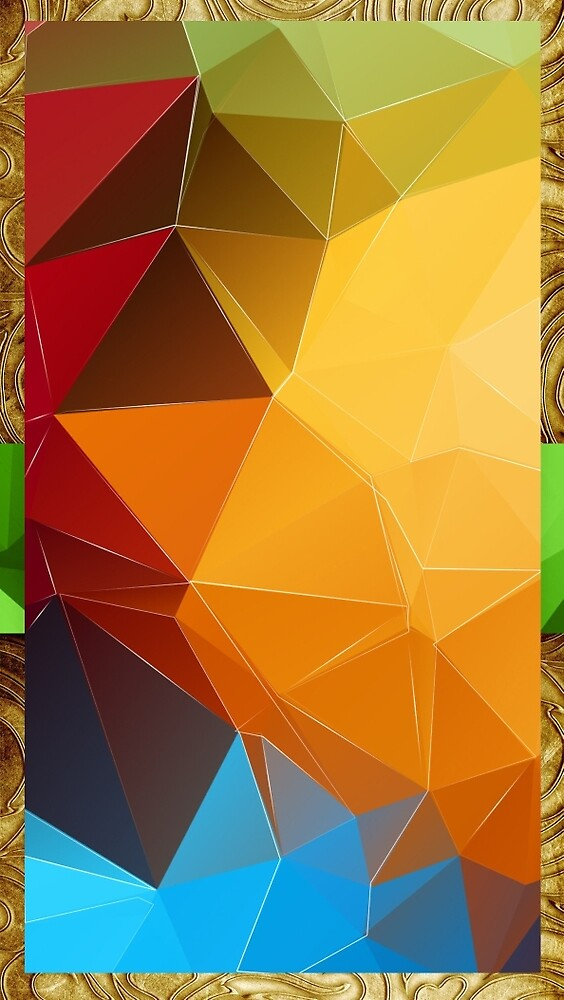 Polygon Case by Great Minds  Tv
