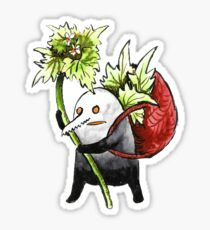 Foraging Monster Sticker