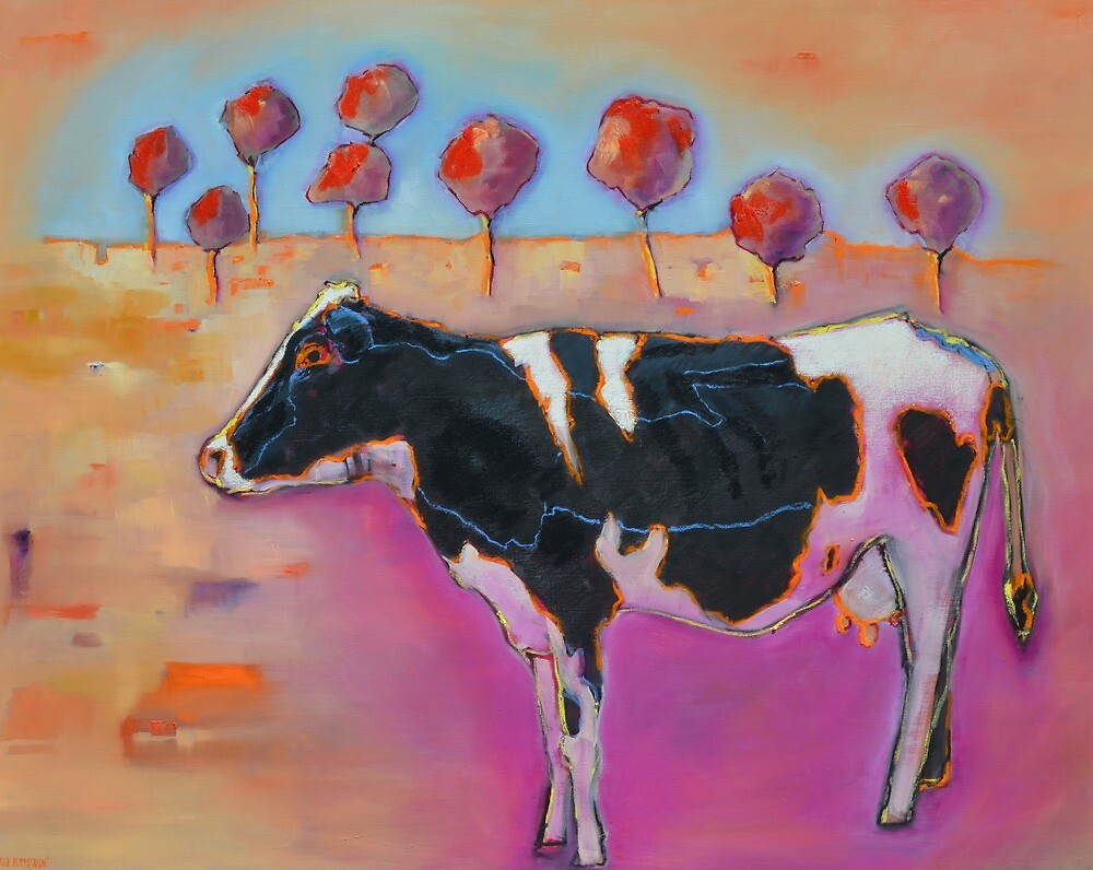 Until the cows come home. by Mick Kupresanin