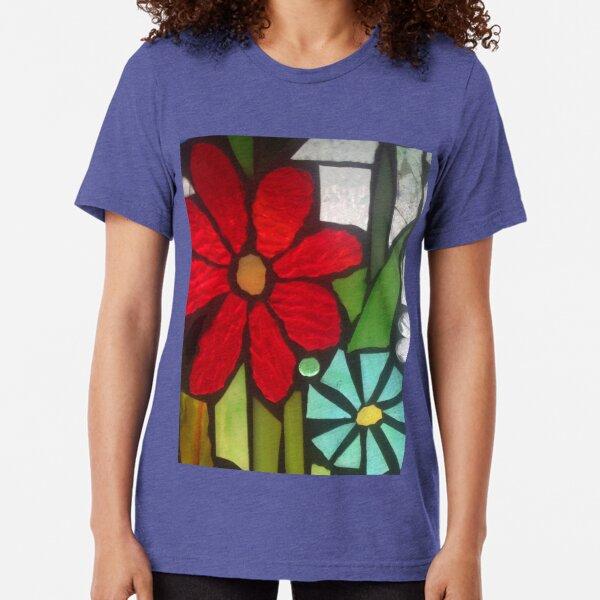 Glowing Garden Tri-blend T-Shirt