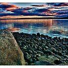 """ Plum Point Sunrise"" by Jaime Hernandez"