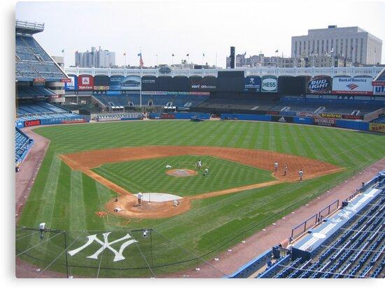 Old Yankee Stadium 1923-2008 by Ryan Fritch