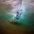 Hidden View ~ Underwater Series by Annette Blattman