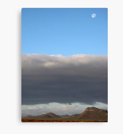 Marana, Az ~ Moonscape Canvas Print