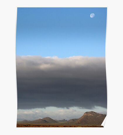 Marana, Az ~ Moonscape Poster