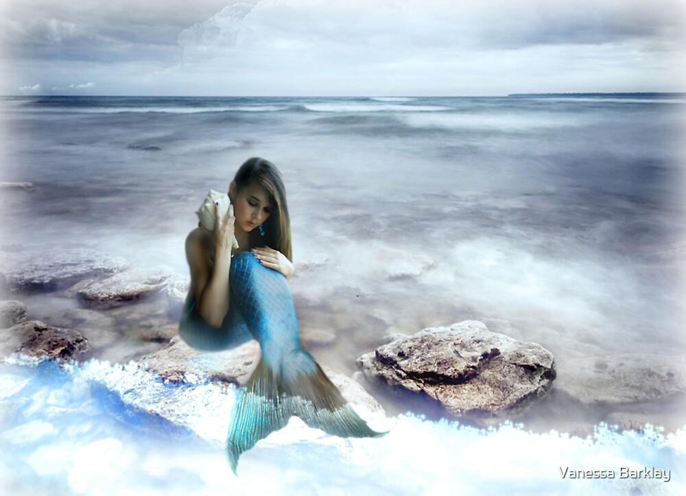 The World's A Beach by Vanessa Barklay
