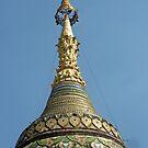 Pagoda by Digby