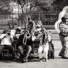 Big Band (New Orleans 2012) by Zohar Manor-Abel