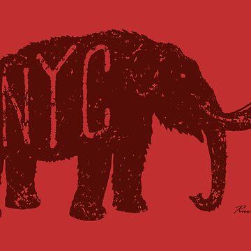 Mastodon NYC by WillRuocco
