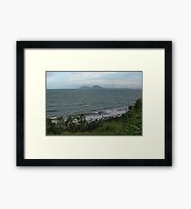 Dunk Island from Clump Point Framed Print