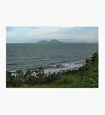 Dunk Island from Clump Point Photographic Print