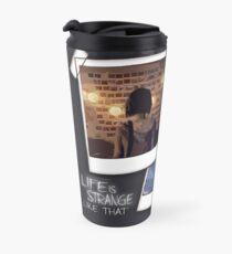 Strange Like That Travel Mug