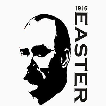 EASTER RISING 1916 JC by ventedanger