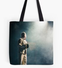 Comedian in action Tote Bag