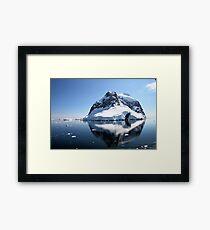 Antarctic Peninsula Framed Print