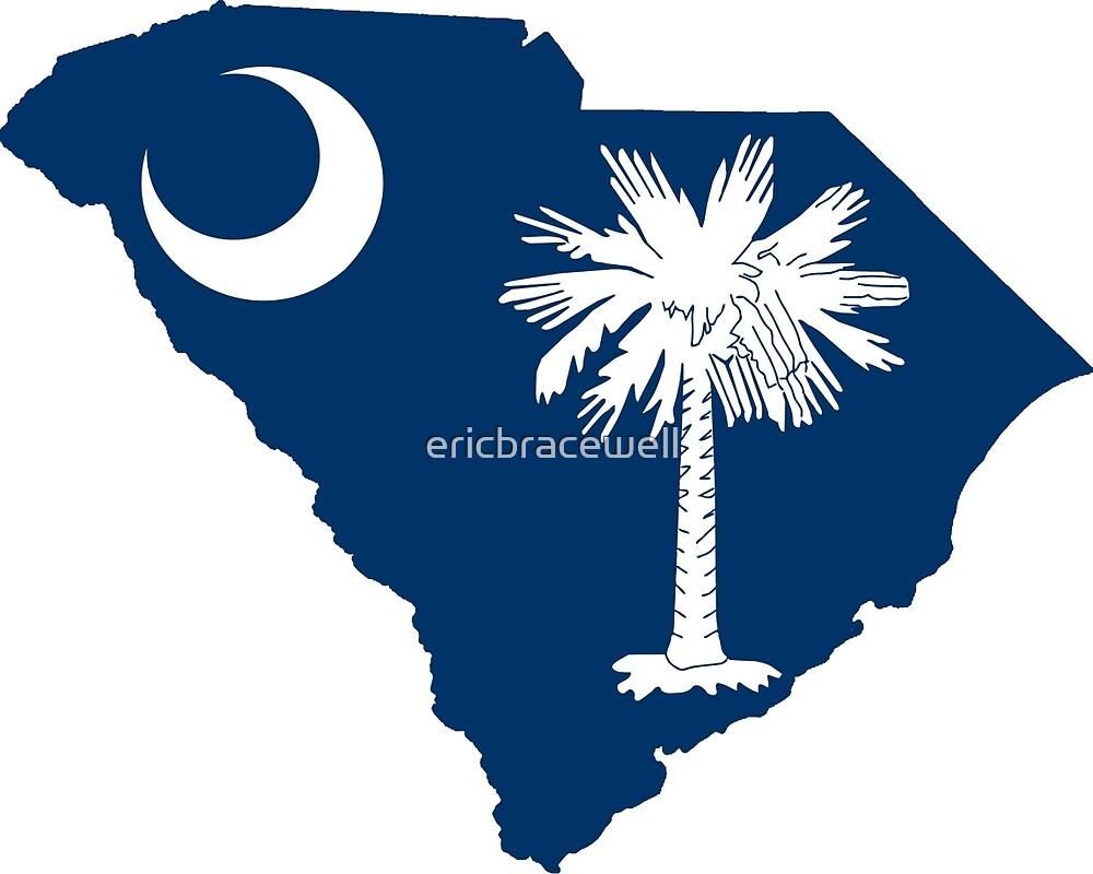 South Carolina State Flag Logo by ericbracewell